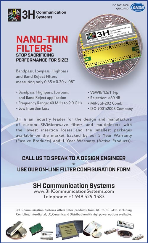 half-page-advertsiement-design-for-rf-filters