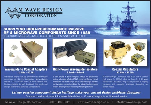 half-page-advertisement-design-for-waveguides-circulators